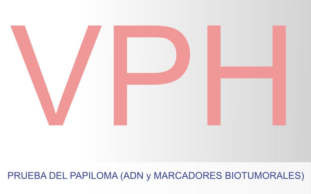 Prueba del virus de Papiloma humano